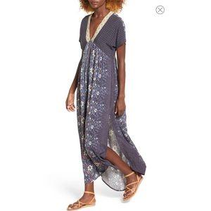 O'Neill Terra Maxi Dress NWT size XS